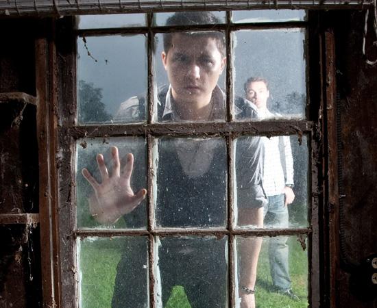Ryan Buell da série Paranormal State
