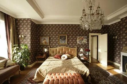 Traditional interior english style