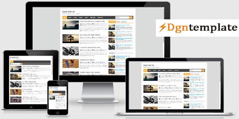 Ramai Blogger Template | High Quality Blogger Templates 2020