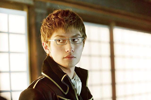 haruma miura sebagai kamotaro ito dalam film gintama 2