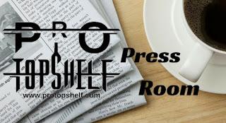 Pro Top Shelf Press Room