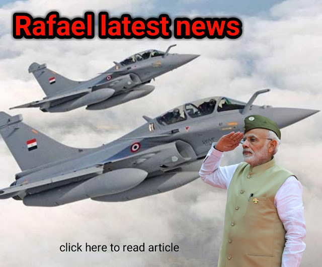 Rafael deal: Rafael latest news& Videos, Photos about rafael deal