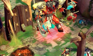 Dungeon Hunter 4 APK MOD