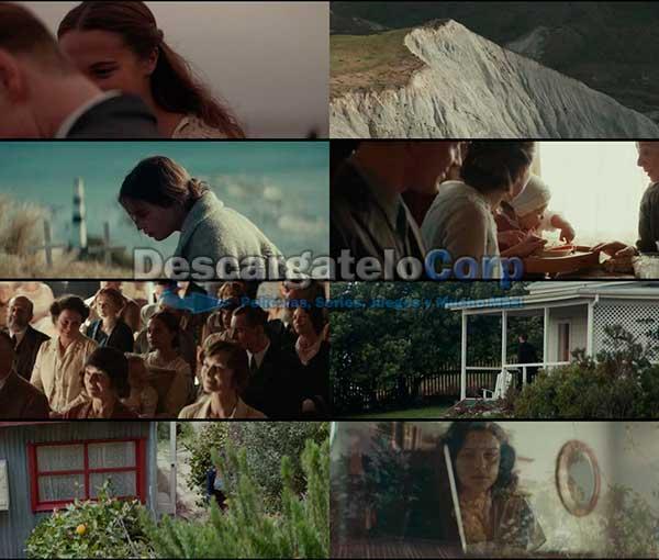 La luz entre los océanos (2016) DVDRip Español Latino