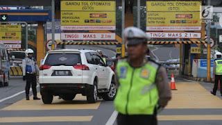 Sebelum Puasa,Ganjil Genap Berlaku di Tangerang