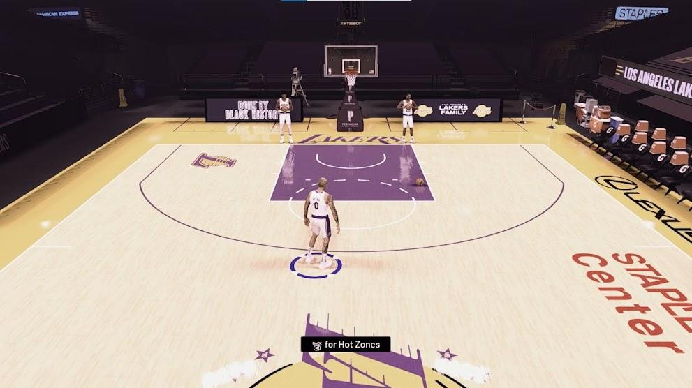 NBA 2K21 PS5 Reshade by John Manzano