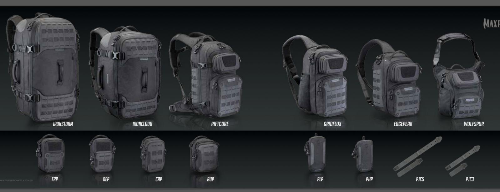 da32f3c8cb Η Maxpedition παρουσιάζει τη νέα σειρά AGR (Advanced Gear Research) στο  Shotshow 2016.