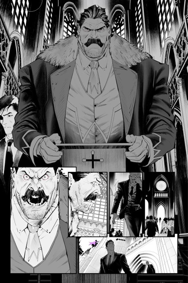 Detective Comics #1035 - 4