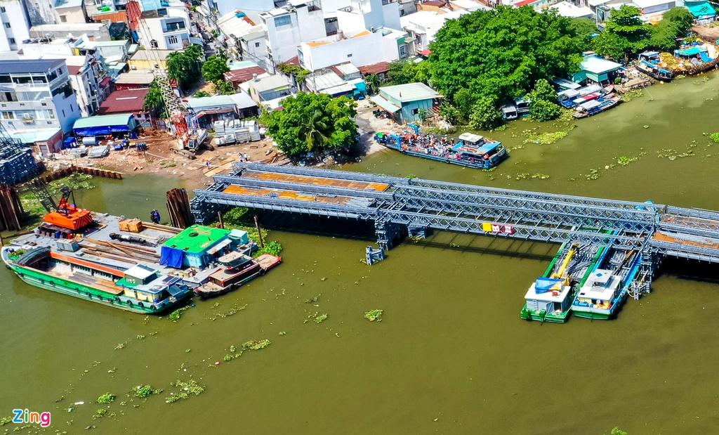 Cầu An Phú Đông không kịp về đích vào cuối tháng 9