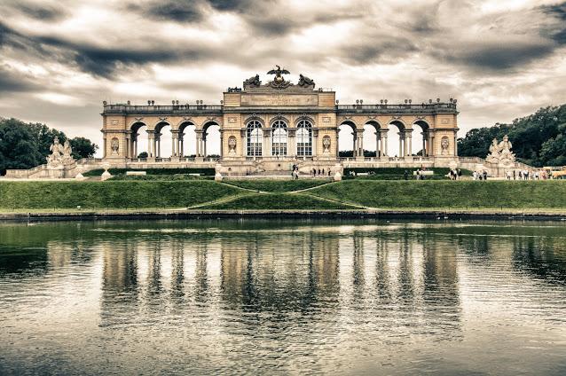Castello di Schönbrunn-Vienna
