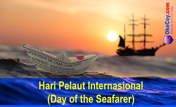 hari pelaut sedunia internasional dunia nasional indonesia