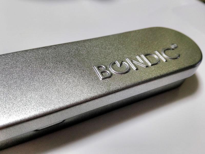 BONDICを試す_1