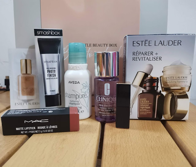 My Little Beauty Box Bach To School Estèe Lauder teresagranara