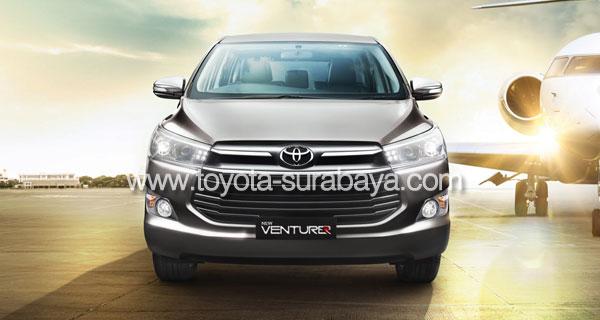 Promo DP Ringan, Paket Kredit Toyota Innova Venturer