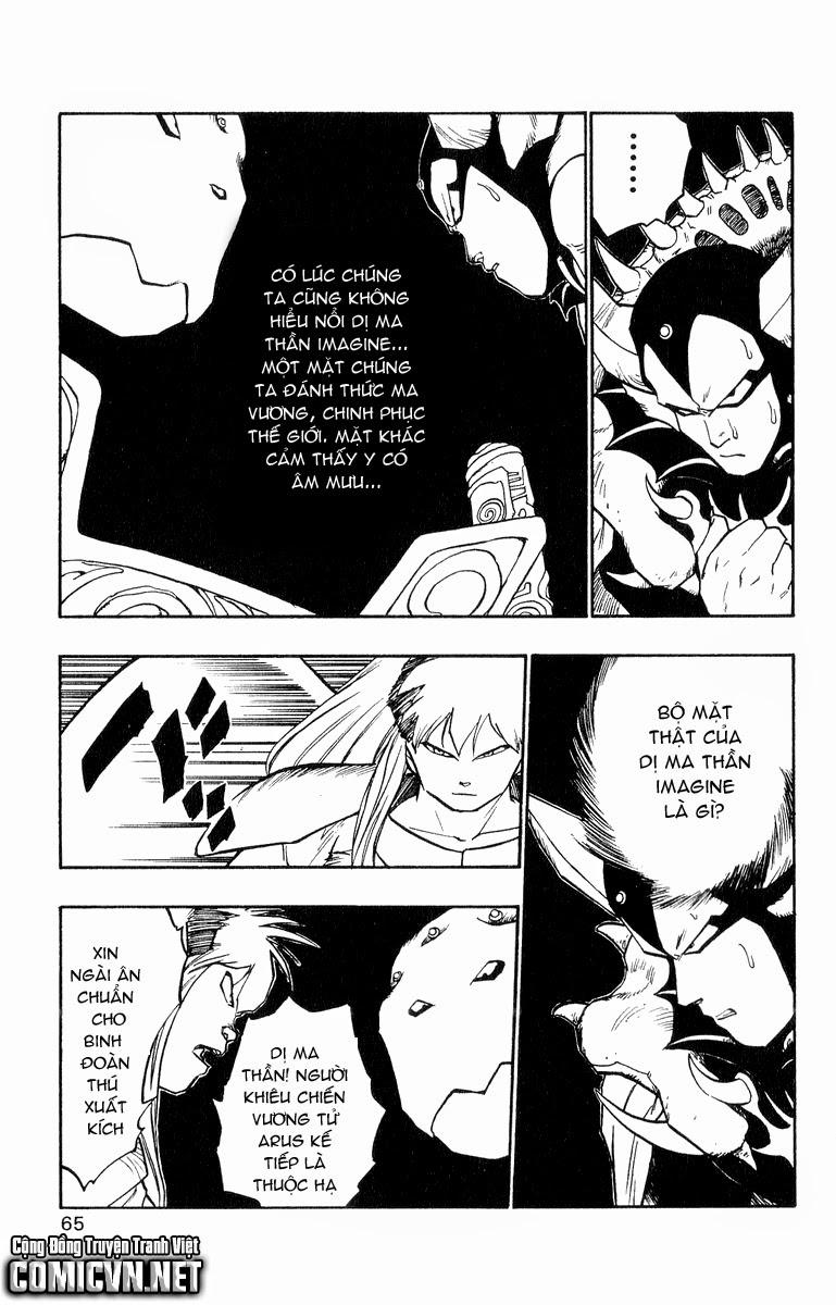 Dragon Quest: Emblem of Roto chapter 24 trang 9