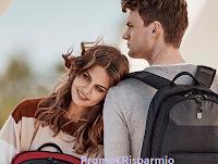 Logo Victorinox Cartoline da Viaggio : vinci gratis Zaino, Trolley e buono volo Swiss