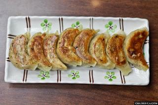 Gyoza, Authentic Japanese Cuisine at Nihonbashi Tei