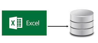 Excel转数据库