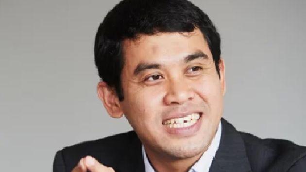 Ayang Utriza Yakin: Semoga Jika Saya Jadi Presiden, Saya Amanah, Tidak Seperti SBY