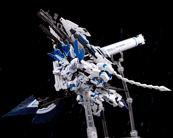 Review Robot Damashii Unicorn Gundam Perfectibility Divine Laptrinhx News