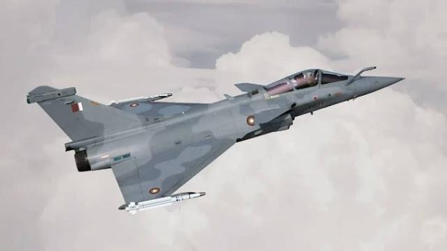 Prancis Kirim Batch Ke-6 Pesawat Rafale ke Qatar