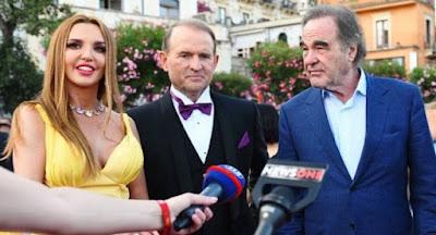 """Телеканал """"112"""" отказался от трансляции фильма с Медведчуком и Путиным"""