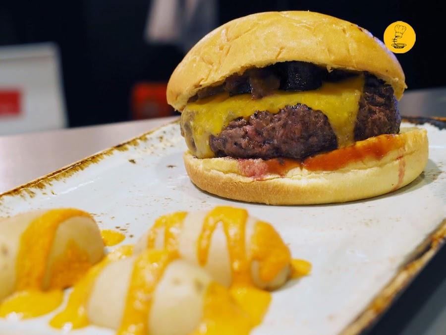 BaconJuancheeseburger mejor hamburguesa España, Baconjuancheeseburger Juancho´s BBQ