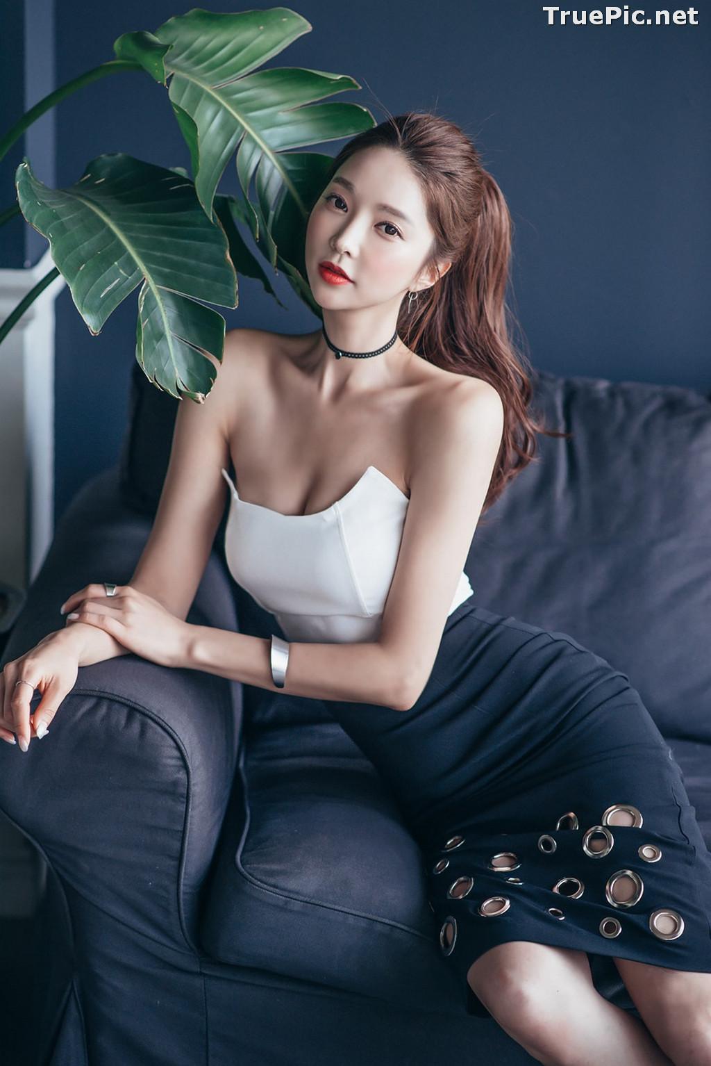 Image Korean Beautiful Model – Park Soo Yeon – Fashion Photography #3 - TruePic.net - Picture-1