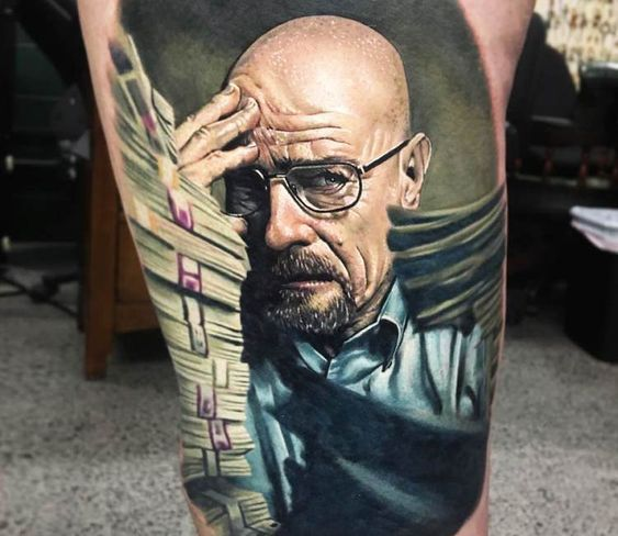 150 Mejores Tatuajes Para Hombres Y Su Significadotop 2018 - Tatuajes-modernos-para-hombres