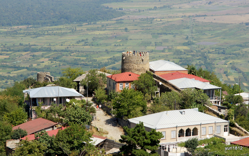 Крепость Сигнахи