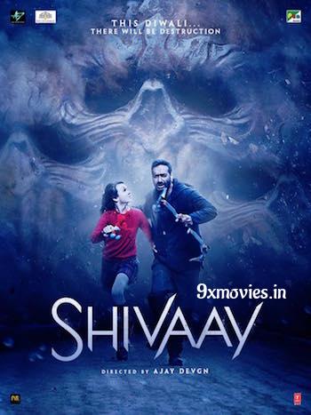 Shivaay 2016 Hindi 480p HDTV 400mb