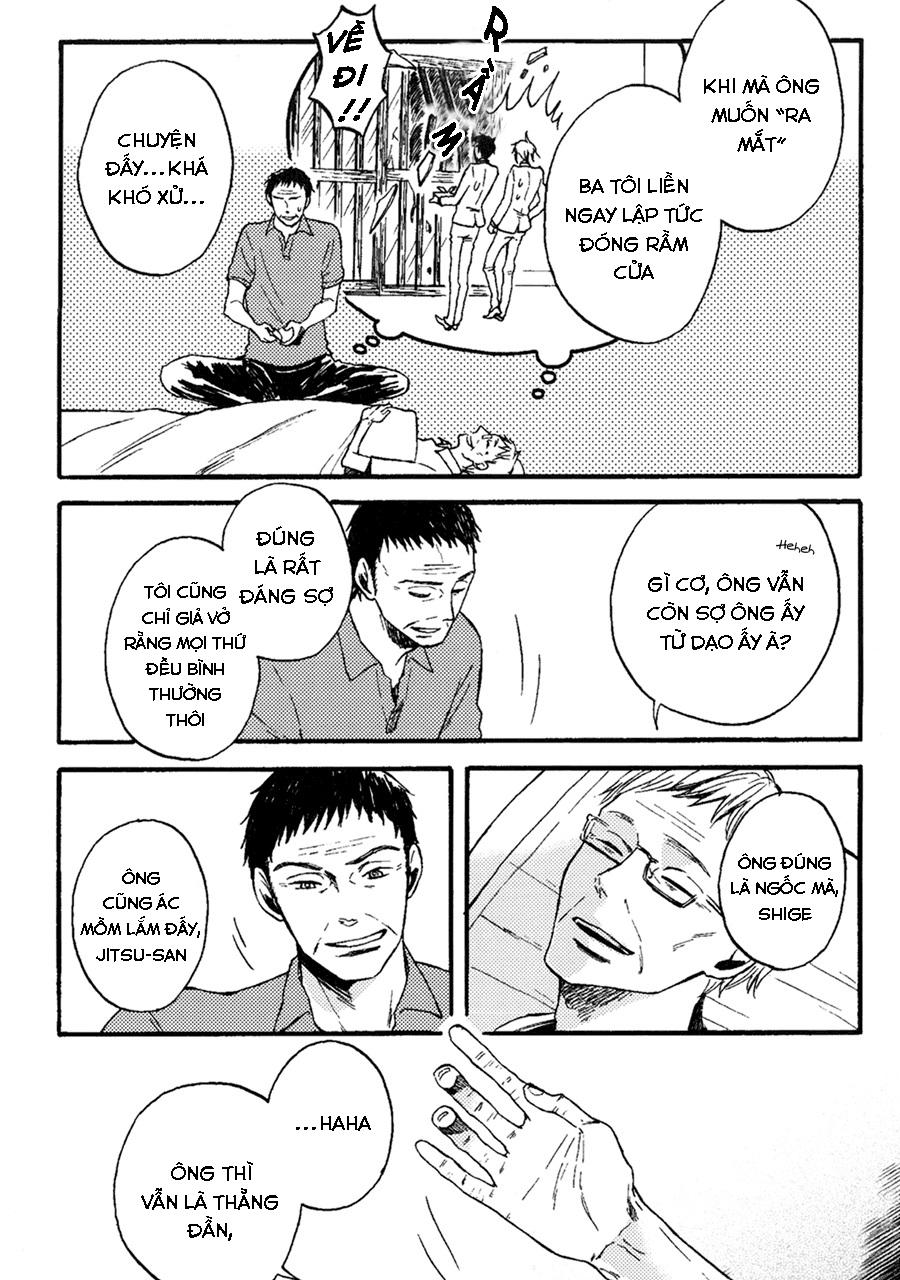 Trang 14 - Nhìn lần cuối những kí ức ngày xưa (- UMEMATSU Machie) - Truyện tranh Gay - Server HostedOnGoogleServerStaging
