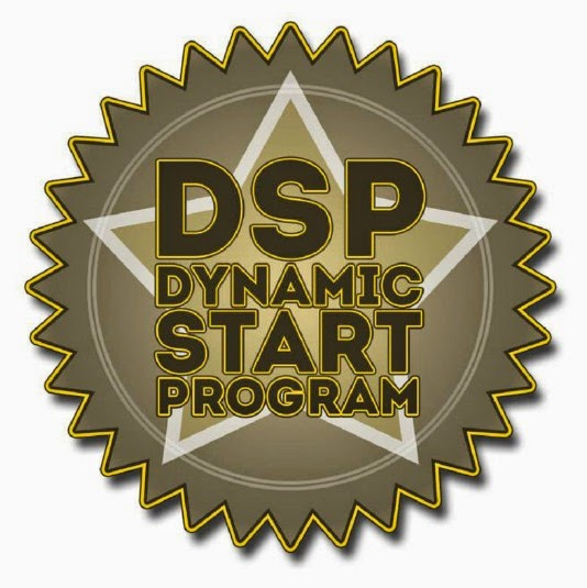 DSP Dynamic Start Program logó