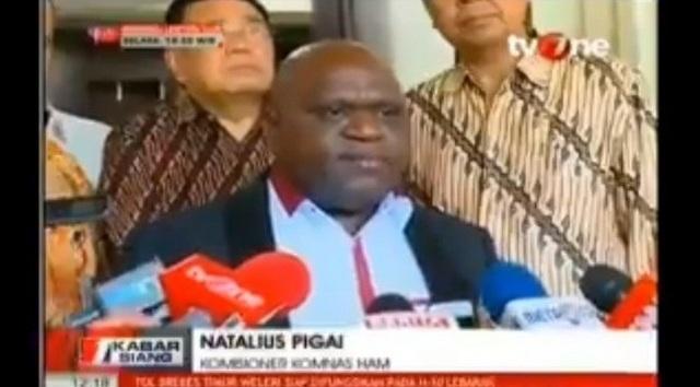 KOMNAS HAM Meminta Presiden Keluarkan SP3 (Penghentian) Untuk Kasus HRS