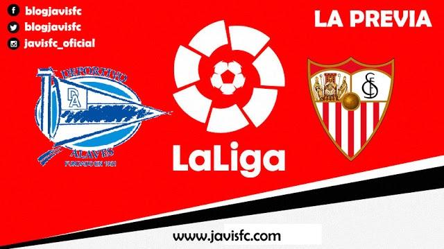 Previa Alavés - Sevilla FC