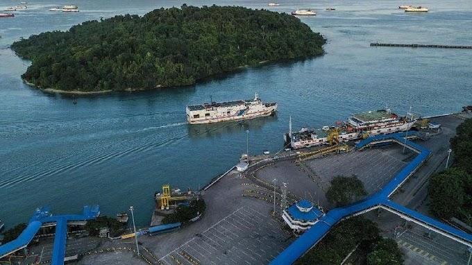 Jelang Lebaran, Sejumlah Pelabuhan Alami Penurunan