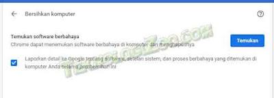 google chrome lambat di windows 7