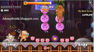 Download Cookie Run: OvenBreak MOD APK v1.13 Terbaru