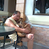 This spoiled dog is living his best life with this man -  go viral