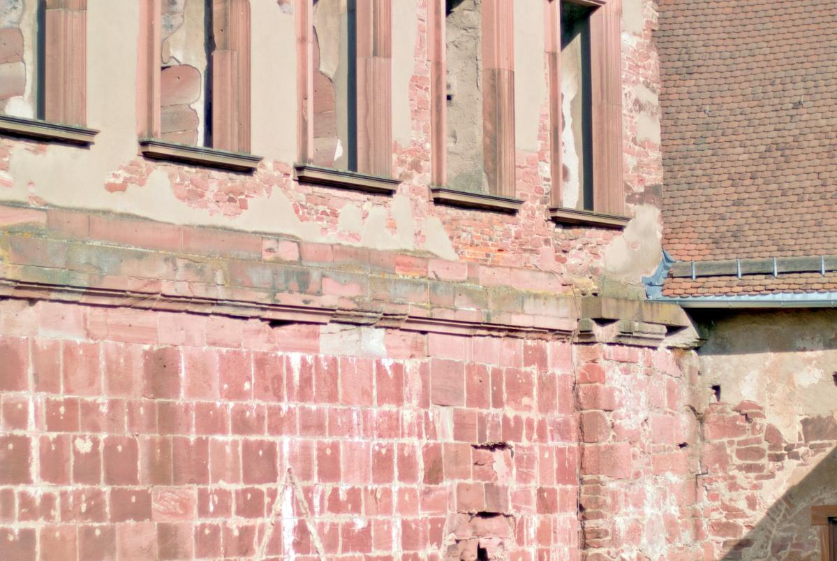 Auf dem Heidelberger Schloss (4)