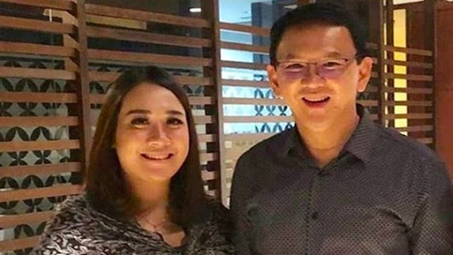 Ahok Bela Istri Tercinta, Maafkan Tersangka Penghina Keluarga