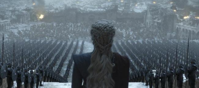 El último episodio de Juego de Tronos se convierte en el más visto de la historia de HBO