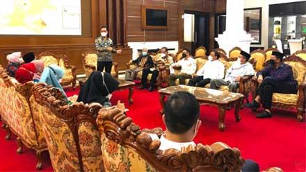 Hasan Basri Lakukan Pengawasan di Banten dan Jawa Timur