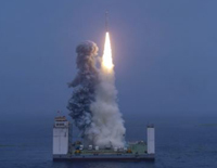 From Ship At Sea For First Time, China Launches Rocket