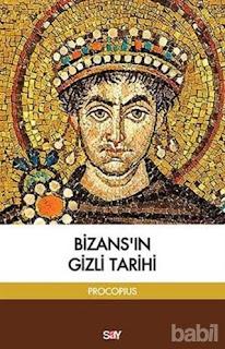 Bizansın Gizli Tarihi - EPUB PDF İndir - Prokopius
