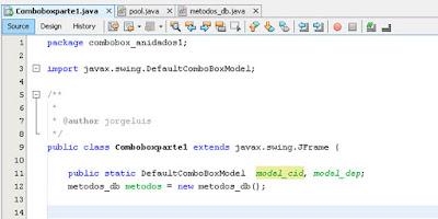 creamos un objeto de la clase metodos_db.java