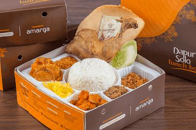 Budaya Nasi Kotak di Indonesia