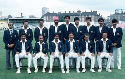 1983 Indian World Cup squad
