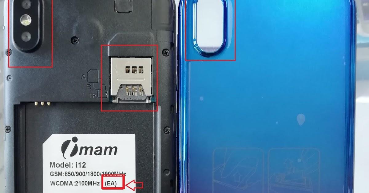 FAISAL GSM: Imam i12 EA Flash File All Verson MT6572 Dead