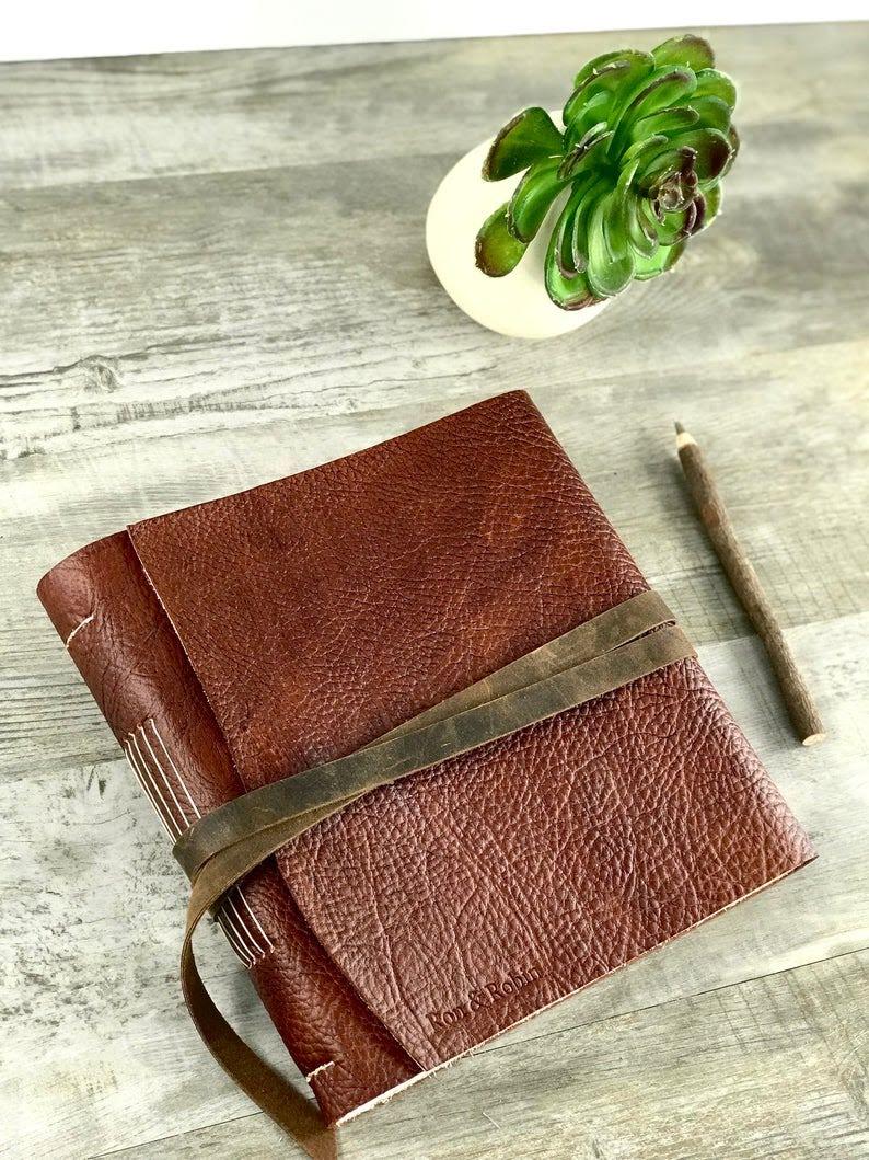 Artisansofamerica Leatherandearthco Personalized Leather